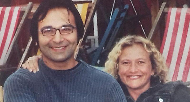 Sabina e Enzo proprietari de La Spiaggetta